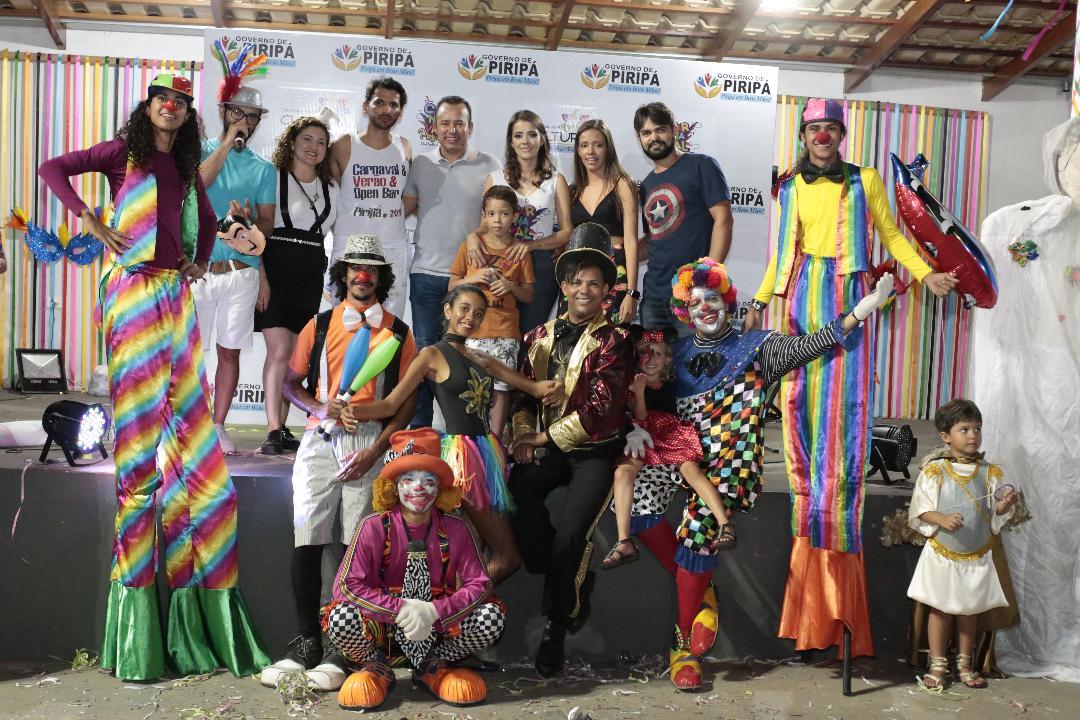 Imagem Festa, cultura e muita diversão. Confira como foi o Carnaval 2019 de Piripá