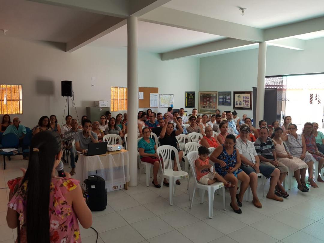 Imagem Prefeitura de Piripá finaliza ciclo de Pré-Conferências Municipais de Saúde