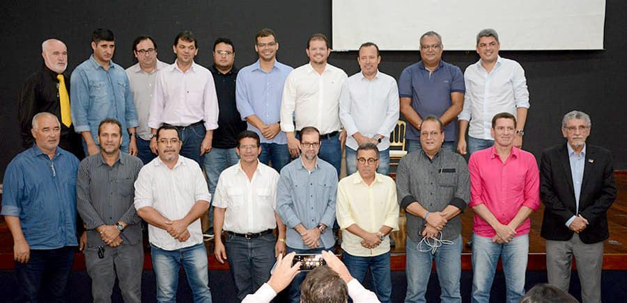 Imagem Prefeito Flávio participa de Assembleia do CISVITA