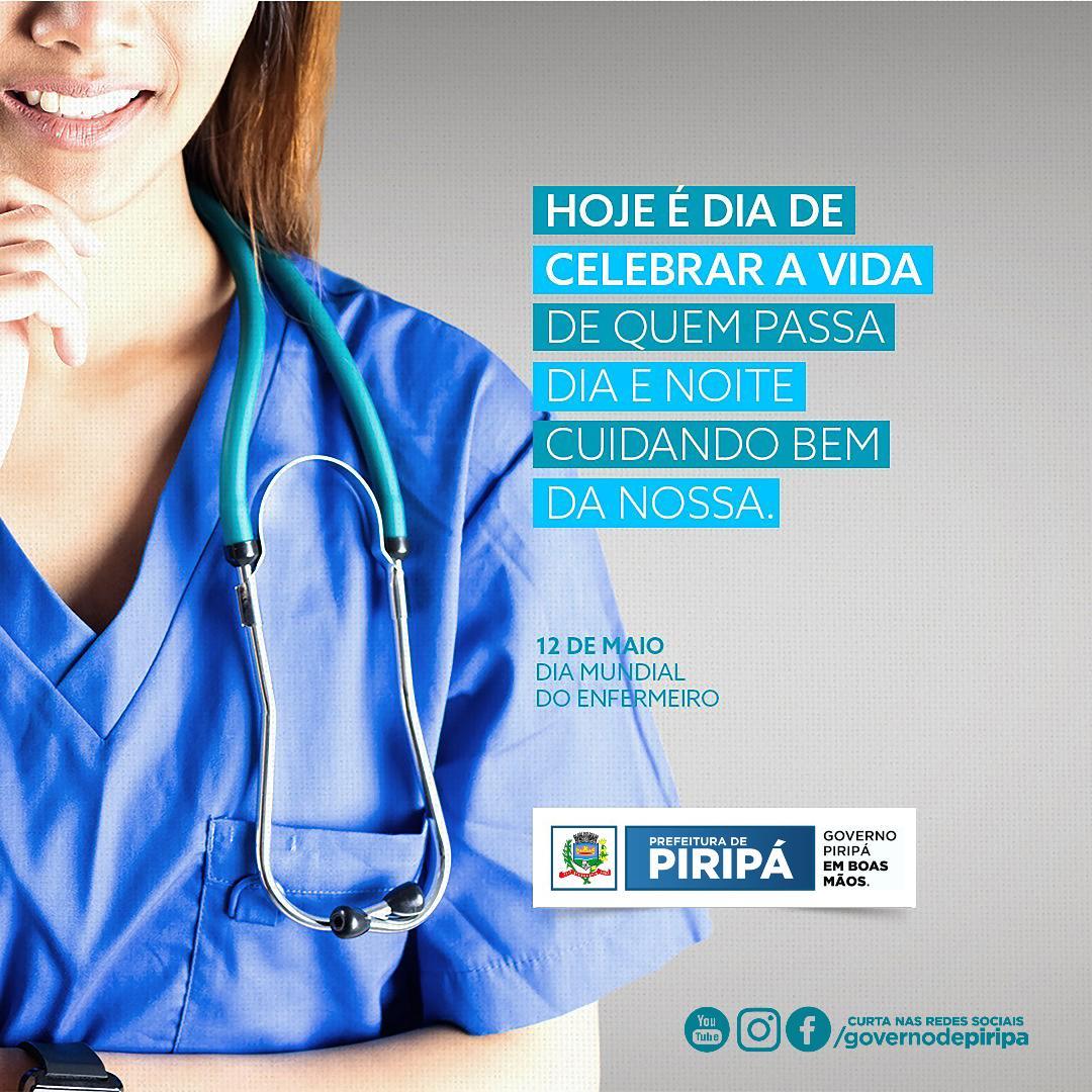 Imagem Dia do Enfermeiro