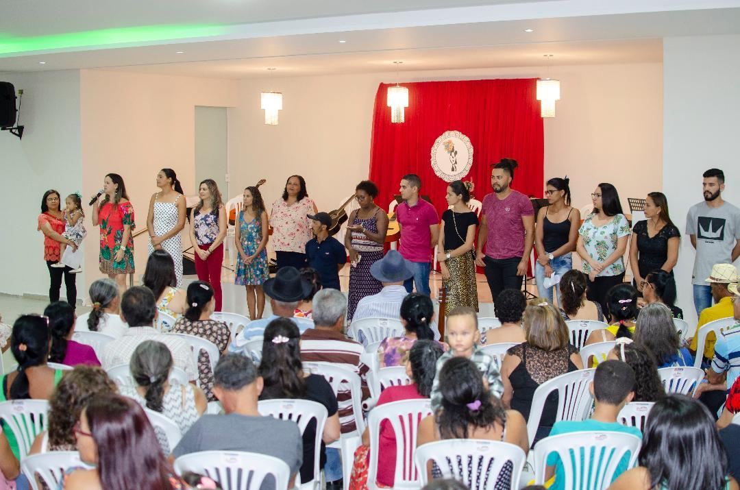 Imagem Secretaria de Assistência Social realiza comemoração em homenagem ao Dia das Mães