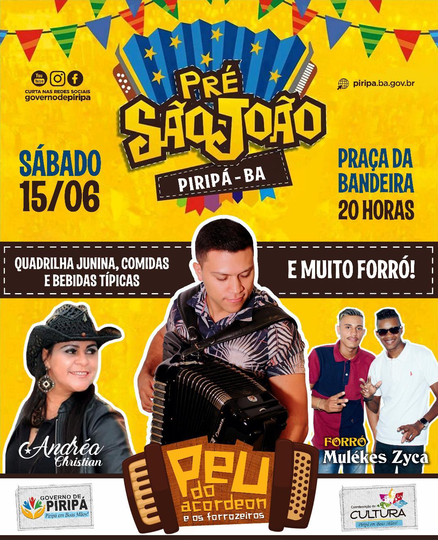 Imagem Pré-São João de Piripá 2019